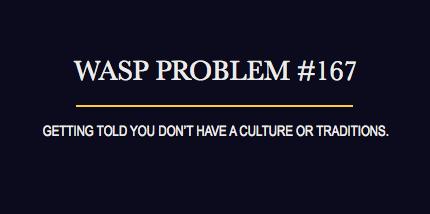 WASP problem
