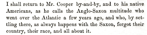 Robert Knox on Anglo-Americans_Races of Man1850
