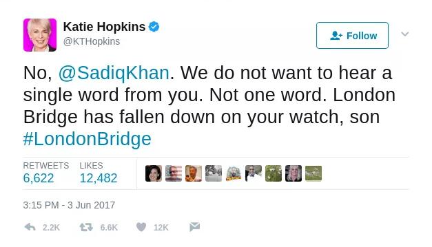 Katie Hopkins tweet 2017-06-03_222323
